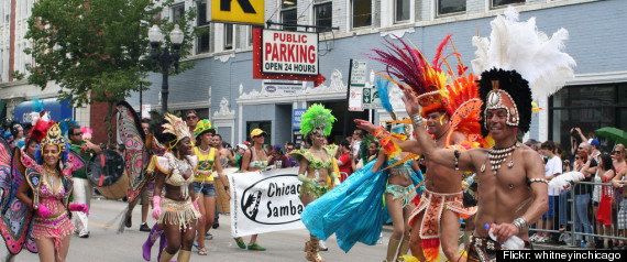 CHICAGO PRIDE PARADE ROUTE 2012 CHANGED