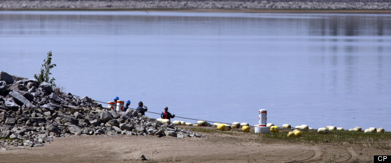RED DEER RIVER OIL SPILL LAWSUIT