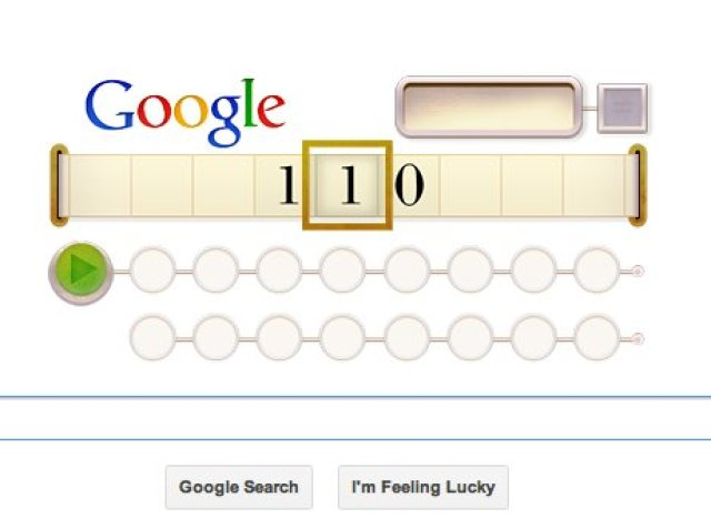 google turing machine