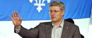 Harper Quebec