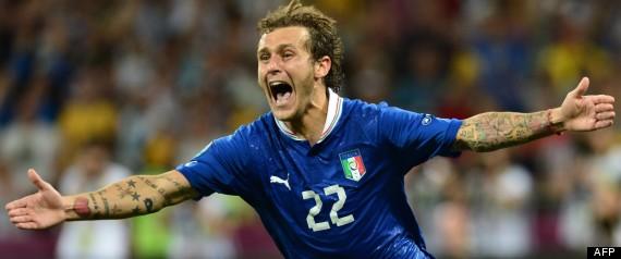 VICTOIRE ITALIE EURO 2012