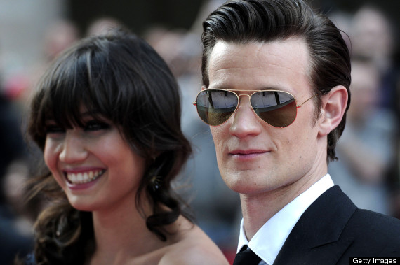 matt smith daisy lowe