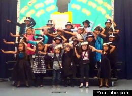 WATCH: Madonna's 'Vogue', As Performed By Kindergartners