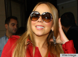 PHOTOS: Mariah Carey Is Popping Out Of Her Trench Coat