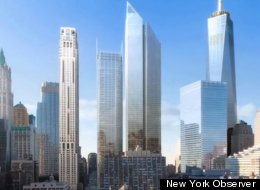 Four World Trade Center Gets Final Steel Beam, Will Open In 2013 (