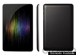 Google Nexus 7 Tablet Outed By Leaked Training Documents?