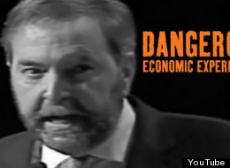 Thomas Mulcair Ad