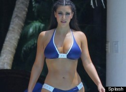 Kim Kardashian Best Bikini Moments