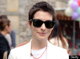 Phenomenal Celebrity Inspiration For Growing Out Short Hair Short Hairstyles Gunalazisus