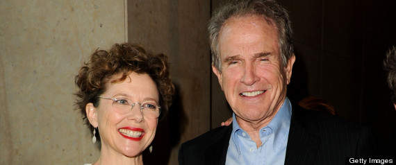 WARREN BEATTY ANNETTE BENING
