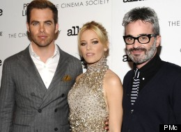 PHOTOS: Elizabeth Banks And Chris Pine Dazzle At 'People Like Us' Screening