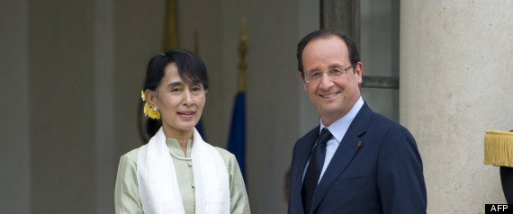 AUNG SAN SUU KIY