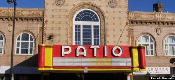 Patio Theater Chicago Historic Movie House Turns To