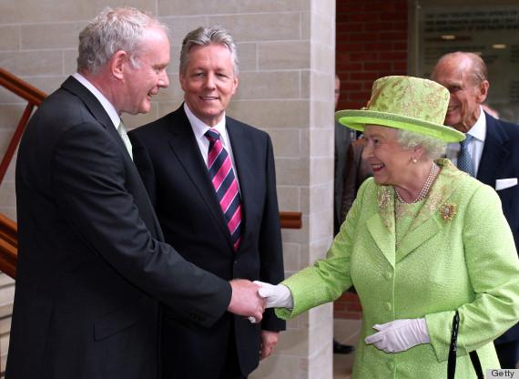 queen elizabeth martin mcguinness