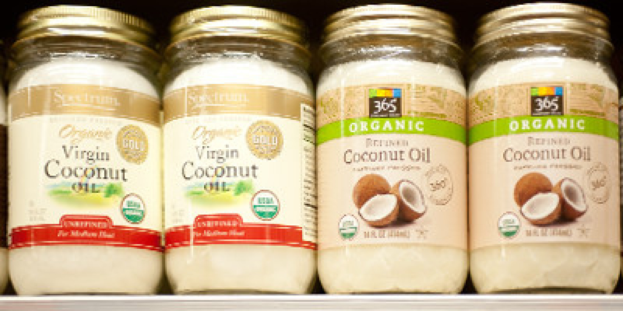 Pure Coconut Oil For Natural Hair