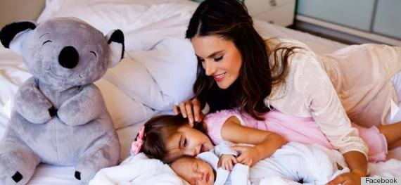 alessandra ambrosio baby pictures