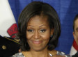 Michelle Obama Repeats Jason Wu Dress, Loves Polka Dots (PHOTOS)