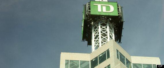 CANADA ECONOMY FORECAST TD BANK