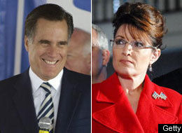Romney And Palin