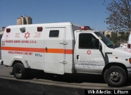 Magen David Adom paramedics came to the woman's home to help take her and the baby to the hospital.
