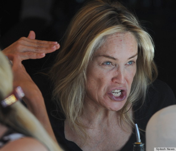 [LE TOPIC A LA CON] le dernier qui poste... poste - Page 32 O-SHARON-STONE-WITHOUT-MAKEUP-570