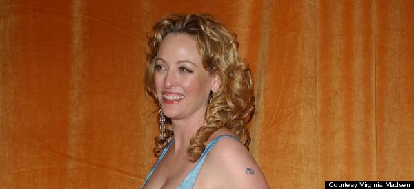 Virginia Madsen yoga