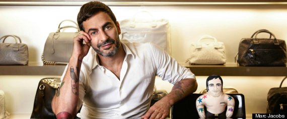 Fashion Designers Interview MARC JACOBS DOLL