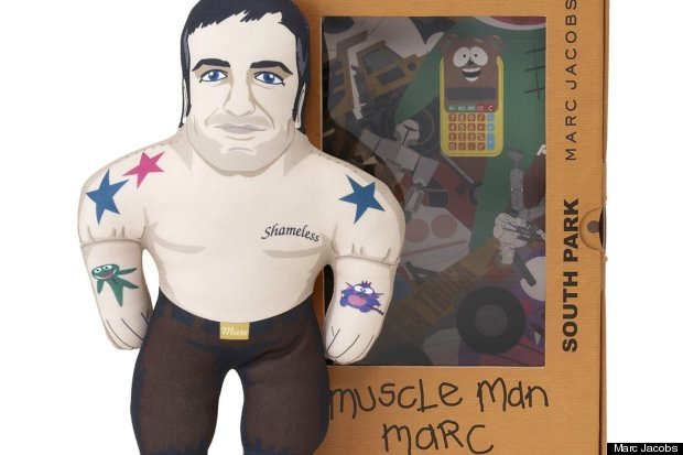 marc jacobs muscle man