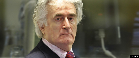 RADOVAN KARADZIC ACQUITTED GENOCIDE CHARGE