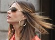 Sofia Vergara Shirt Is Giving The Actress Trouble In Milan (PHOTOS)