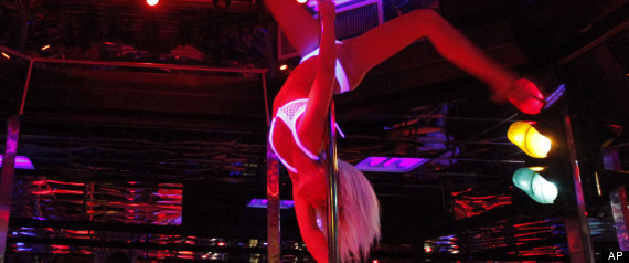 Paradise strip club houston
