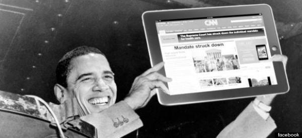 u0026 39 dewey defeats truman u0026 39  obama photoshop mocks cnn over