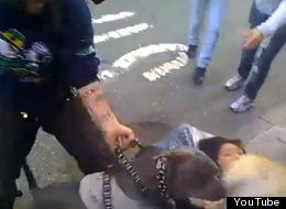 WATCH: Terrifying Pit Bull Attack Caught On Camera