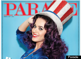 Katy Perry Parade Cover