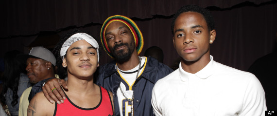 SNOOP DOGG SON CORDELL BROADUS