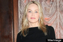 Oops! Sharon Stone Commits The Ultimate Fashion Faux Pas...