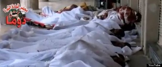 SYRIA CRISIS DAMASCUS