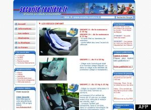 siège auto enfant