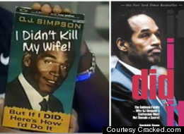 Oj Simpson If I Did It