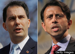 Bobby Jindal Scott Walker