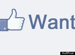 Facebook Want Button