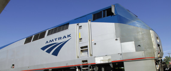 Amtrak Riders Stranded West Virginia