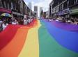 Pride Parade Draws Big Crowds Under Sunny Skies
