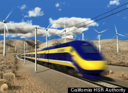 California Bullet Train Vote