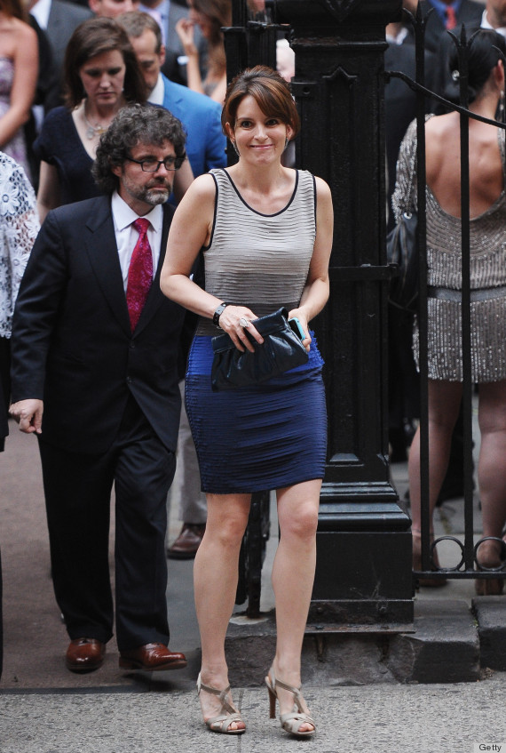 tina fey dress