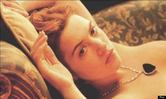 Actress Kate Winslet strips off on the big screen to give women confidence ...