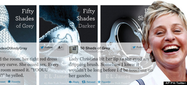 The best 50 shades of grey parodies for Bett 50 shades of grey