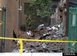 Building Collapse Brooklyn