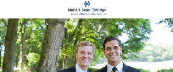 FACEBOOK MARIAGE GAY