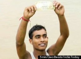 Man Drowns Diving For Money